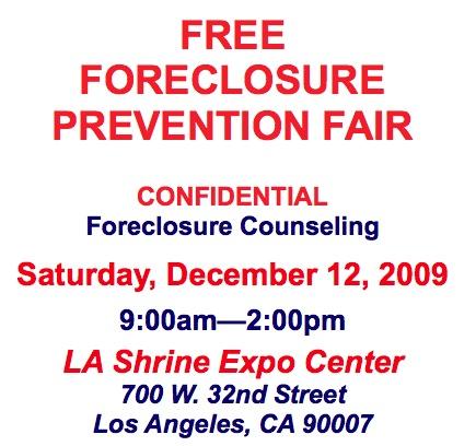 Foreclosure Fair