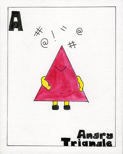 Angry Triangle