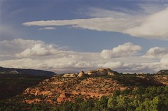 afternoon  on  Burr  Trail (photoscapes2009) Tags: landscape utah capitolreef