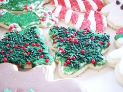 christmas sugar cookies - 41
