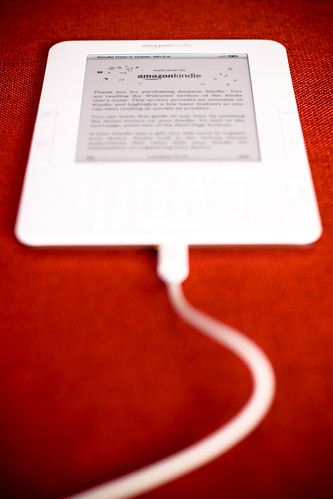 Day 364 - kindle!