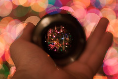 063. Optical Compression (prenetic) Tags: christmas pink blue light red orange holiday blur color tree green home glass colors yellow vertical metal 35mm canon hair circle lens lights back focus hand arm skin bokeh michigan circles finger tripod fingers 85mm optical christmastree palm ring christmaslights livingroom plastic mount rings flip remote vein inversion veins manual waterford hairs flipped invert optics greatroom tc80n3 85mmf18usm 40d 35mmf14lusm