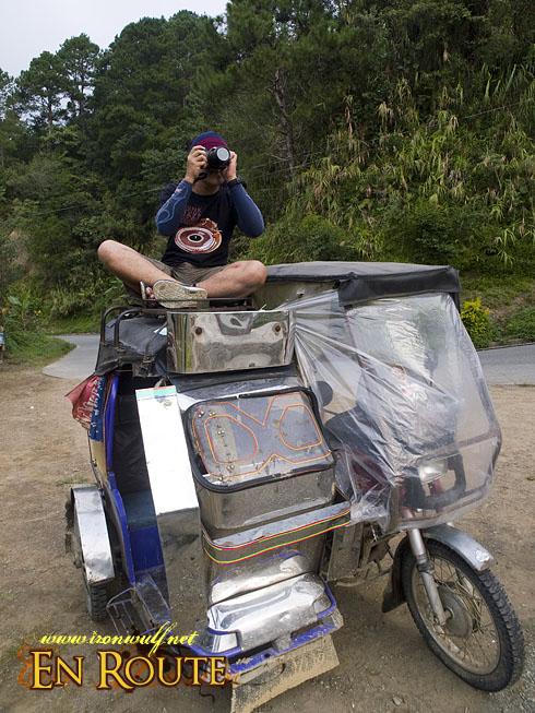 Banaue Dom Tryke Topload