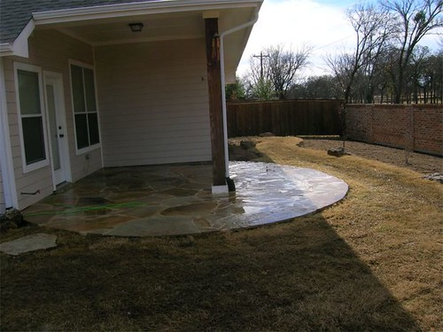 Patios landscape business
