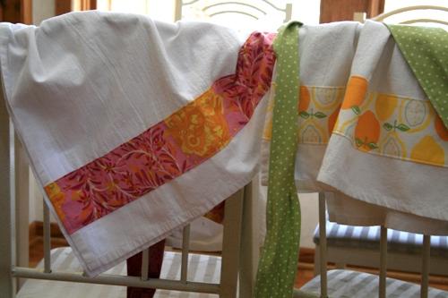 new aprons