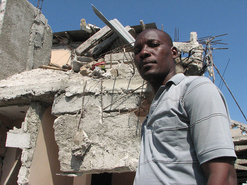 QUAKE-HAITI by Jesuits In The