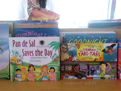 Filipino children's story books