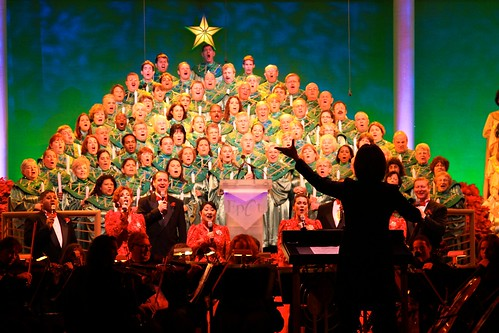 WDW Dec 2009 - Candlelight Processional