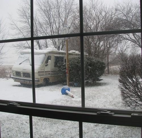Feb Snowstorm Progression 2