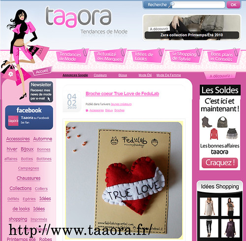 ON TAAORA MAG