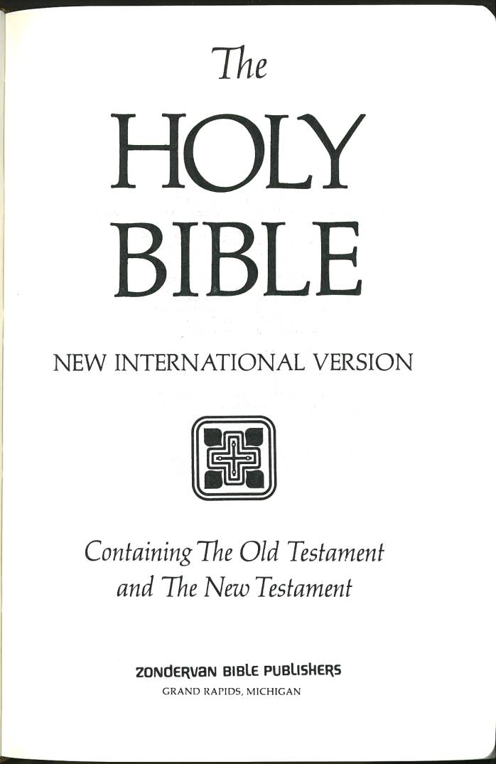 Complete bible 1978