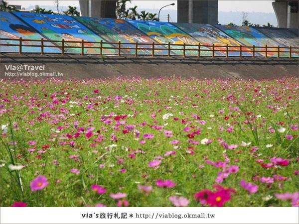 【2010春節旅遊】春節假期~南投市貓羅溪沙雕藝術節27