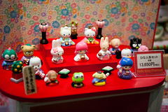 Family Photos... (.b.wu.) Tags: japanese icons hellokitty cartoon sanrio melody miffy figures xoxo keroppi setan