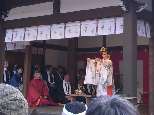 飛鳥坐神社(おんだ祭)@明日香村-07