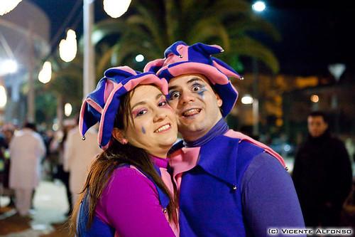 Fotos de carnaval moralo 2010