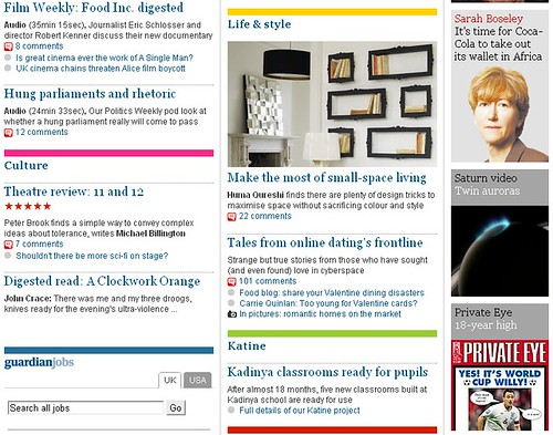 Guardian home page2