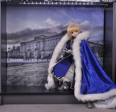 Dollfie Dream DD Saber  Photo Set (Wolfheinrich) Tags: dd fatestaynight  dollfiedreamsaber