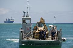 HMNZS Canterbury deploys to Tonga and Samoa after a Tsunami in the Pacific region (Royal New Zealand Navy) Tags: newzealand army air navy tsunami auckland samoa landingcraft tonga deployment ntt tsunamirelief lcm mrv rnzn niuatoputapu royalnewzealandnavy 6sqn hmnzscanterbury multirolevessel samoantsunami 5movcoy 5movementscompany