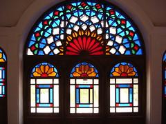 Kashan, Tabatabai House (19) (Prof. Mortel) Tags: iran kashan