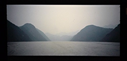 Wu Gorge - Yangtze River - Sichuan, China