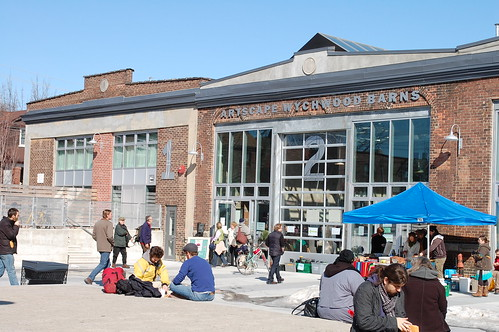 Seedy Sunday at Wychwood Barns