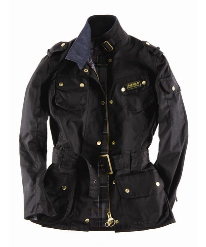 Barbour Ladies International jacket