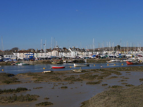 Shoreham, now home.