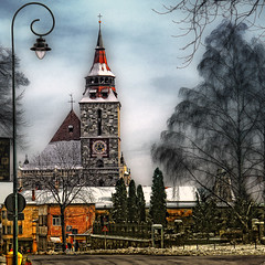 Black Church (George Nutulescu) Tags: old city travel history church square nikon gothic medieval romania older hdr brasov kronstad paragon blackchurch gpc 500x500 imagepoetry specialtouch nikond40 impressedbeauty vertorama saariysqualitypictures sailsevenseas outstandingromanianphotographers marculescueugendreamsoflightportal