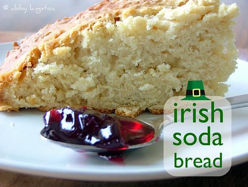irish soda bread lede