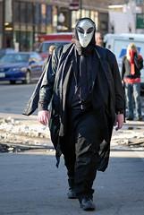 5818 (AnonAlice) Tags: chicago illinois protest il scientology cult millenniumpark raid anonymous xenu chanology