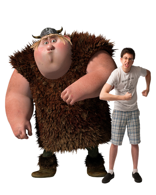 How to Train Your Dragon Christopher Mintz-Plasse