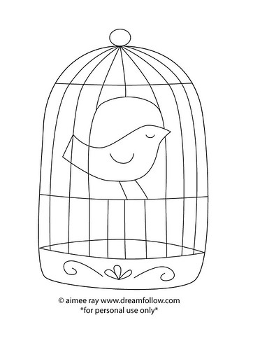 birdcage by merwing✿little dear.