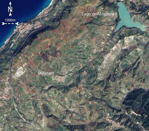 Erdrutsch Maierato 2003