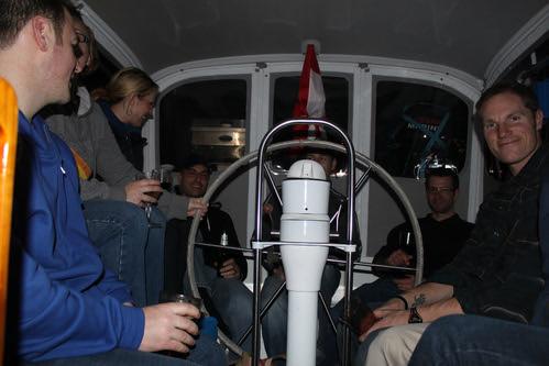Cockpit party