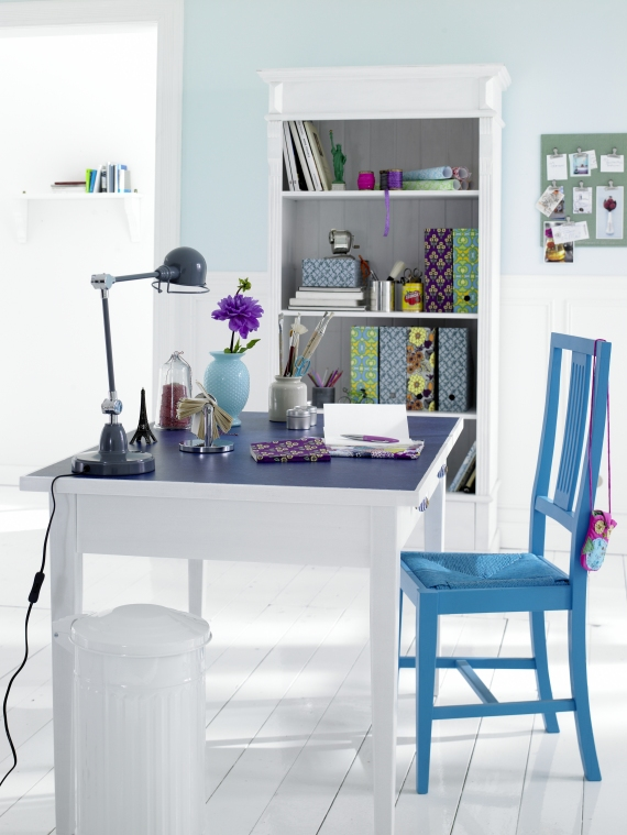 like this desk but i m afraid it is too large for the space i have