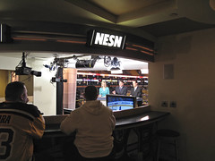 NESN Studio at TD Garden (s.yume) Tags: usa television boston nhl massachusetts icehockey bostonbruins behindthescenes tampabaylightning tdgarden