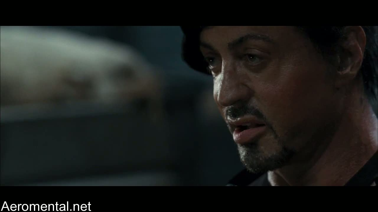 The Expendables Sylvester Stallone beret
