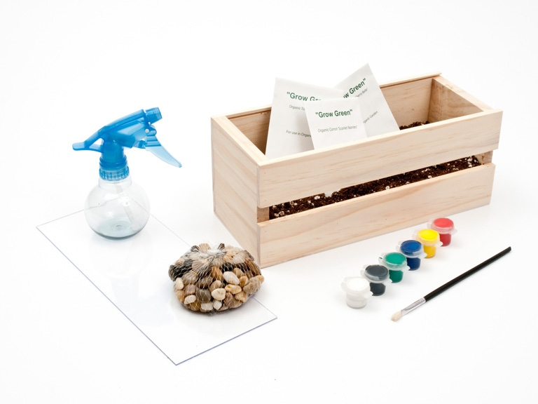 Garden Giveaway #3 - Quest Learn & Grow Seed Starting Kit