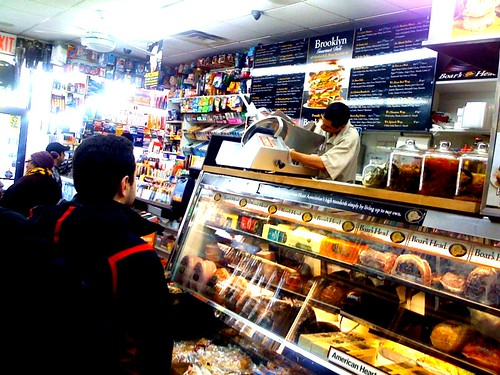 (sand)Wich Hunt: Brooklyn Gourmet Deli (NYC)