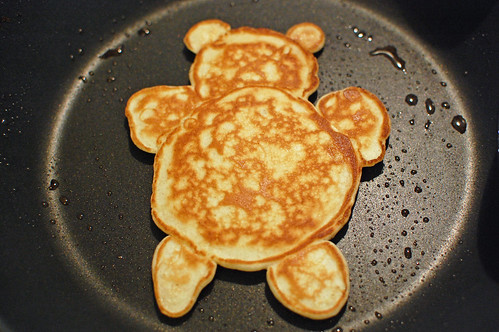 Teddy Bear Pancake