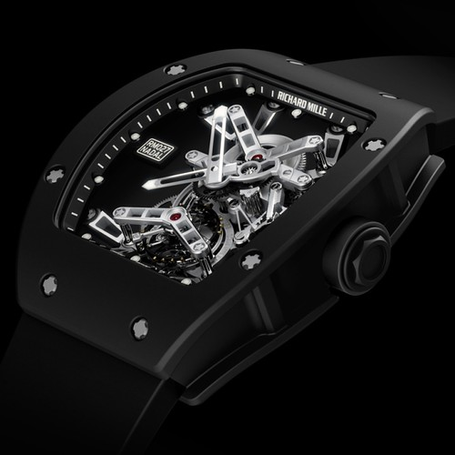 Rafael Nadal Richard Mille RM027 Tourbillon