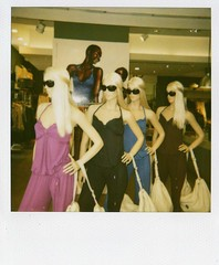 Benetton Store South Beach (Phillip Pessar) Tags: miamibeach sobe benetton polaroidinstantfilm600