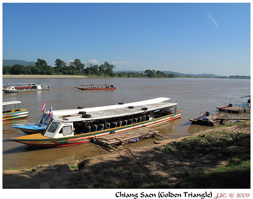 Chiang Saen (Golden Triangle) 4