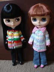 Giovanna e Melody