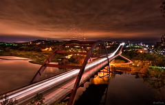 Pennybacker Bridge - Austin, TX (todd landry photography) Tags: bridge austin texas hdr pennybacker greatphotographers hwy360 flickraward hdratnight top20texas bestoftexas nikonflickraward