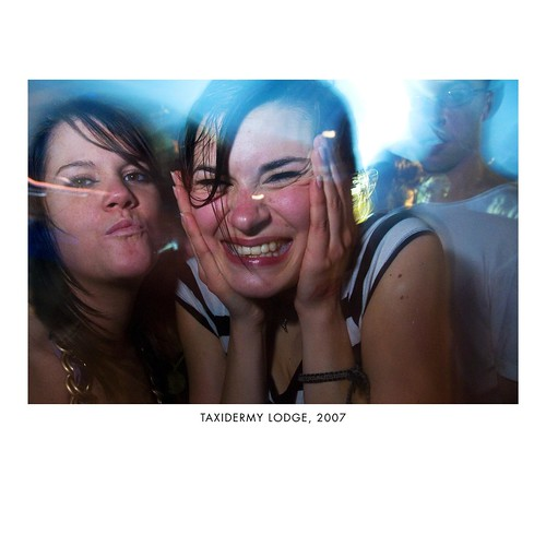 UNDER THE STROBE LIGHT : Club Photos 2005-2010 book preview party