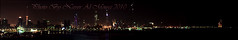 I Love Kuwait (Night Panorama) (Nasser Al Mousa) Tags: panorama by night photo al jon kuwait  nasser 2010 mousa