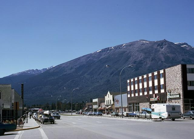 1973 08 Ekwall - Jasper, Alberta