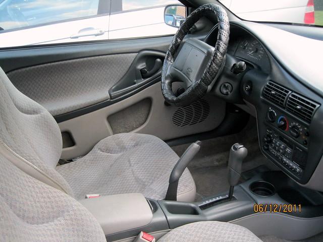 chevrolet 1996 cavalier coupe