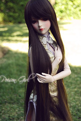 Eileen - DOT Shall (-Poison Girl-) Tags: brown black green rose hair outside eyes doll dolls dress coat gothic goth chinese super dot redhead clothes sd bjd dollfie superdollfie dod rowan eileen poisongirl shall fer dreamofdoll balljointeddoll taltos bjds ashlar lahoo dotshall dotlahoo dodshall rowanmayfair dodlahoo